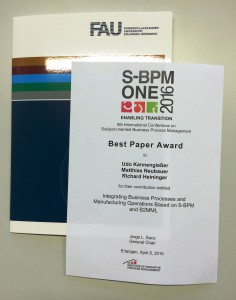 best paper award_sopcpro